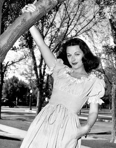 """meganmonroes: """"""""Hedy Lamarr in the 1940s. """" """""""