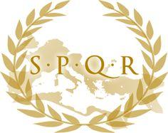 Roman SPQR banner.svg