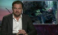 Leonardo DiCaprio describes filming THAT 'bear rape' scene in The ...