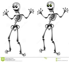Free Skeletons Clipart. Free Clipart Images, Graphics, Animated ...