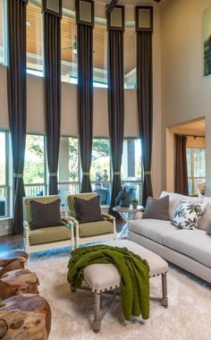 Enjoy moments with loved ones in your lavish living room...