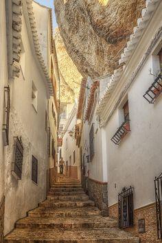 Setenil de las Bodegas, Cádiz, Spain