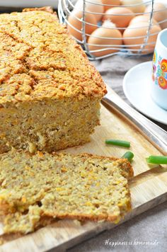 Buckwheat & lentils loaf with peanut sauce #vegetarian #lunch #foodie | Happiness is homemade