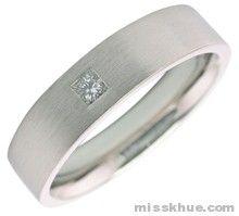 Handmade Men's Wedding Rings