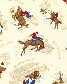 Ride 'Em Cowboy 2 - Riding the Bulls - Cream