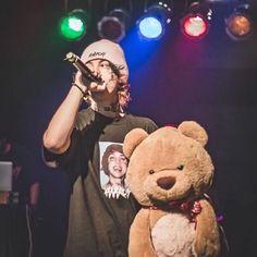 Baby Bear go everywhere