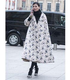 Giovanna  Battaglia.  The Coat...