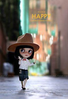 HAPPY (1AM) ~ by Voodoolady ♎, via Flickr ❤️❤️❤️❤️❤️❤️❤️❤️❤️❤️