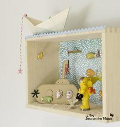 Dioramas de Tea on the moon, para Kireei 5