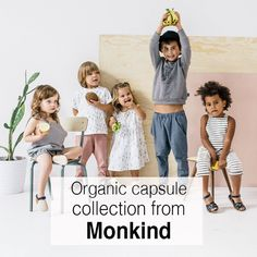 Monkind. Organic capsule collection
