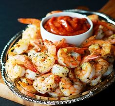 Garlic Herb Roasted Shrimp... Happy Hour Appetizers 26 | Hampton Roads Happy Hour