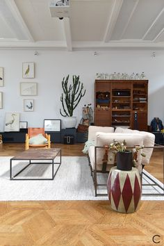 Love this look! Awesome home decor ideas // (@c_more)