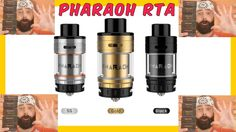 RiP Trippers: The Pharaoh RTA! 5 Tank Giveaway!