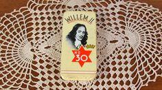 Willem II No 30 Cigarillos Tin Vintage by TreasurePicker on Etsy