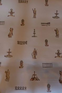 motif fountains mythology greek statues giardini mottled