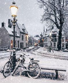 "8,710 Likes, 49 Comments - Country Living (@countrylivingmag) on Instagram: ""Winter wonderland. ❄️ #seekthesimplicity #snow #wanderlust #travelgram #regram @een_wasbeer"""