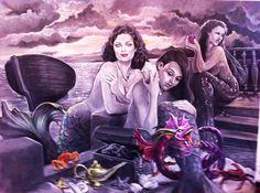 Elizabeth Shafer Painting