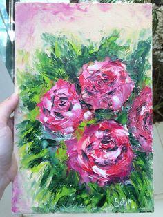 Tinta a óleo em tela