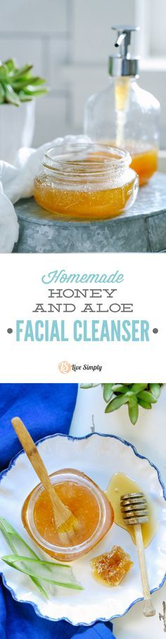 Three ingredients!! This homemade face cleanser is perfect for any skin type (including acne-prone skin!). Gentle on skin, tough on dirt and makeup. No fancy ingredients.