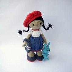 #weamiguru #doll #dudutoyfactory #etsy #etsyteam #toys #teamt #handmade #handmadedoll #crochet #cutedoll #cutetoy #игрушки #вязание #вязанаяигрушка #knitting #knit