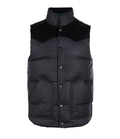 Something for the men--Gatsby Gilet Vest from All Saints