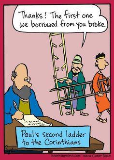 funny church jokes , funny Christian humor and funny Christian memes Christian Comics, Christian Cartoons, Funny Christian Memes, Christian Humor, Christian Images, Bible Jokes, Bible Humor, Jw Humor, Catholic Jokes