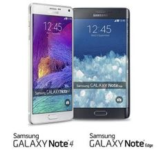 Samsung Galaxy Note 4 vs Note Edge: Why the Edge is Better