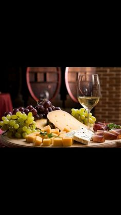 For all the classy peoplz wine and cheese!!!