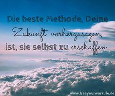 Lass uns loslegen :) www.freeyourworklife.de #sprüche #zitate #glück #zufriedenheit #freeyourworklife
