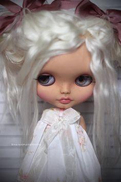 Muñeca de Blythe OOAK encargo Por Sharon Por SharonAvitalDolls