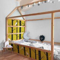 In deze aanbieding die ik verkopen schil & stok verwisselbare stickers voor KURA BED™ IKEA® Mijn stickers zijn een geweldige oplossing voor het wijzigen van het uiterlijk van bestaande KURA BED™! Mijn materiaal is bestand tegen scheuren en vouwen, een matte en zelfklevende. U kunt