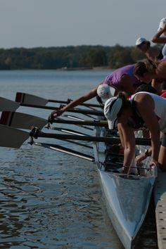 We got to tell the story of rowing Olympian Jen Kaido and the Indianapolis Rowing Center.