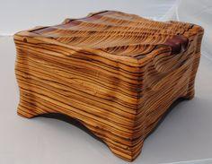 woodworking projects | Zebra wood Box - by Greg The Cajun Box Sculptor @ LumberJocks.com ...                                                                                                                                                                                 More