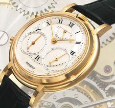 George Daniels Gold Wristwatch 42mm