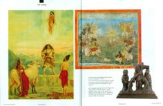 Delhi Art Gallery featured in Shubh Yatra Air India's in flight magazine, May 2014 for Indian Divine Gods & Goddesses in 20th Century Modern Art.