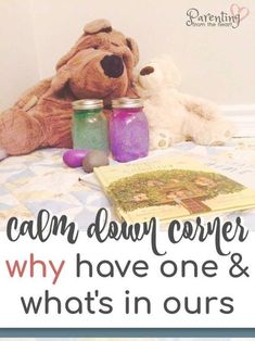 Instead of timeouts, try setting up a calm down corner to promote emotional regulation. Parenting from the Heart is here to share the details on calm down corners and how they help! Find out how to make sensory bottles, set up a calm down kit, and more. These are great tips for parents with a feisty toddler or strong-willed preschooler. Home Behavior Charts, Free Printable Behavior Chart, Behavior Chart Toddler, Toddler Discipline, Kids Behavior, Positive Discipline, Toddler Sticker Chart, Calm Down Kit, Calm Down Corner