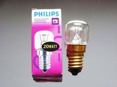 5 x Philips Nähmaschinenlampe T22 Glühlampe Röhrenlampe Deco 20W 20 W klar E14