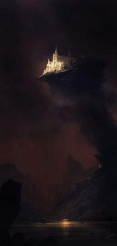Vitaliy Smyk, 'A Light in the Darkness'