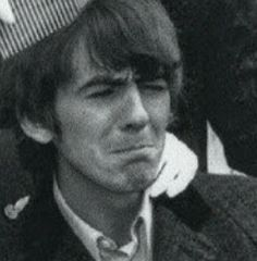 George Harrison (Don't cry, George.)