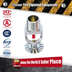 FM&UL Approved ZSTWC Fire Fighting Spray Nozzle Skprinlers Price