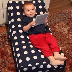 Lazy Lounger Kids Furniture