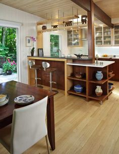 Inspiration from Mid-Century Modern Kitchens - Old-House Online - Old-House Online