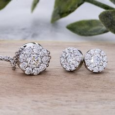 Yes you need the necklace and the earrings, too extra dose of sparkle, just for you Fulfillment Pendant Necklace Fulfillment Stud Earrings Diamond Pendant, Diamond Jewelry, Diamond Earrings, Stud Earrings, Diamond Heart, Diamond Cuts, Fire Heart, Just For You, Fashion Jewelry