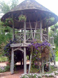 2-story gazebo