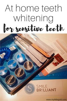 At Home Teeth Whiten