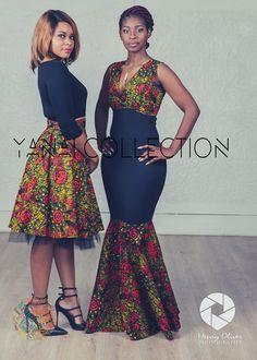 Latest Ankara Styles For Church African Fashion Ankara, African Print Dresses, African Print Fashion, Africa Fashion, Nigerian Fashion, African Attire, African Wear, African Women, Moda Afro