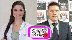 Manuela Jorge, Dermatologista e Dr. Pedro Antonio Artuzo, Delegado Secci...