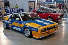 Lancia Beta Monte Carlo Group 4