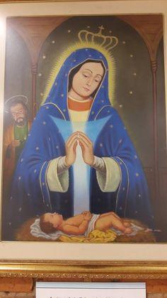 Nossa Senhora da Altagrácia...
