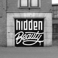 hidden beauty.